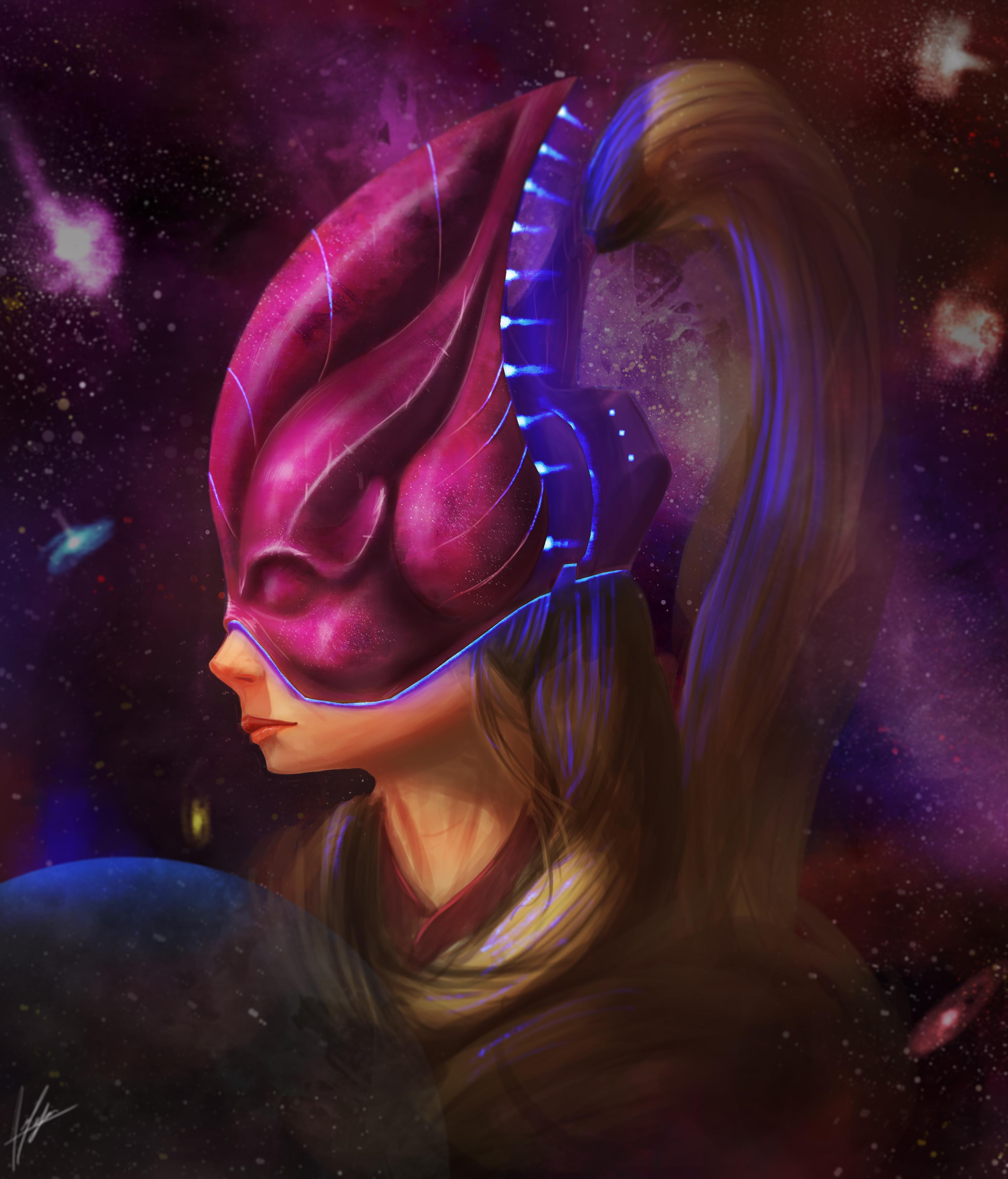 Space Spartan 02