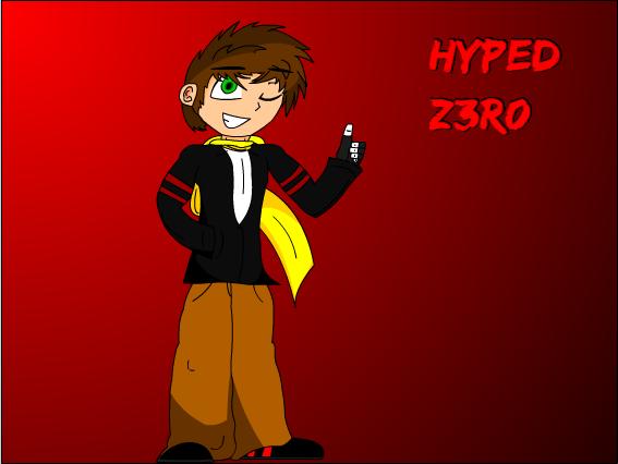 Hyped Z3R0