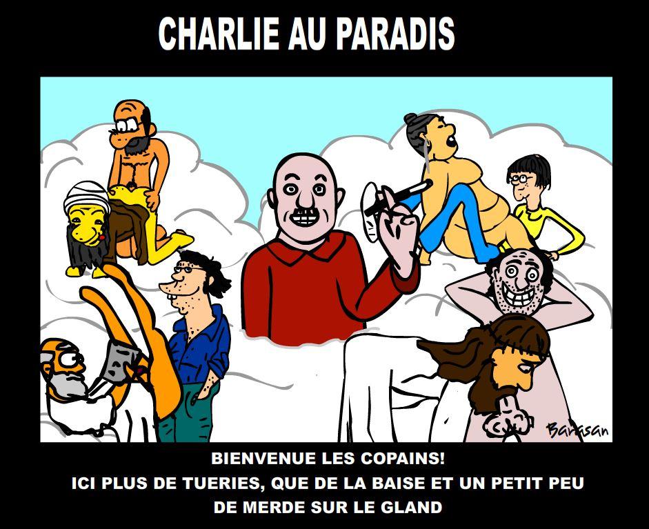 Charlie au Paradis