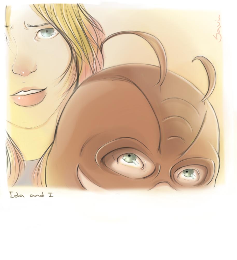Ida and I