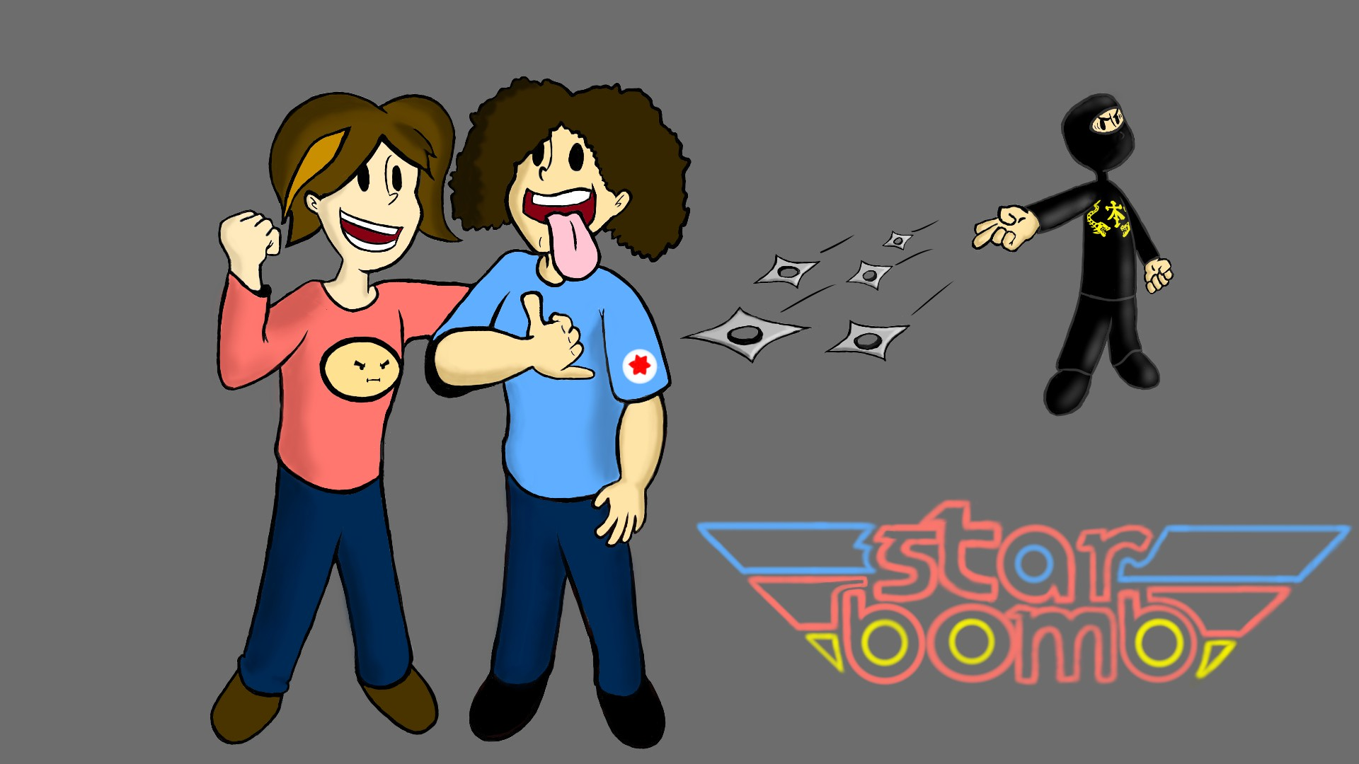 ***Starbomb Fan Art***