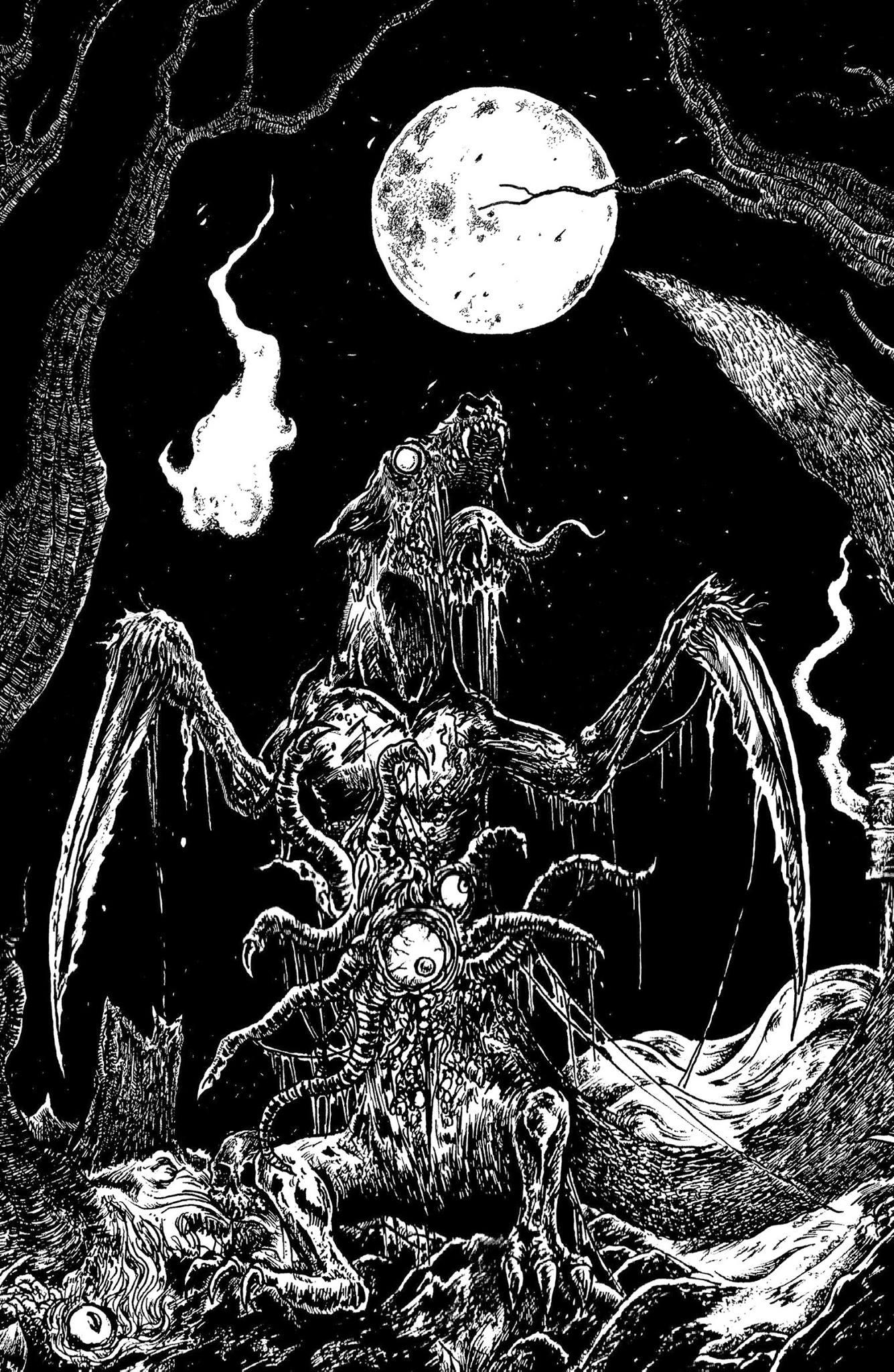 Night of the Undead Kamaitachi