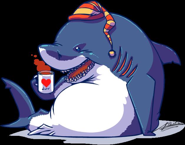 Morning Shark