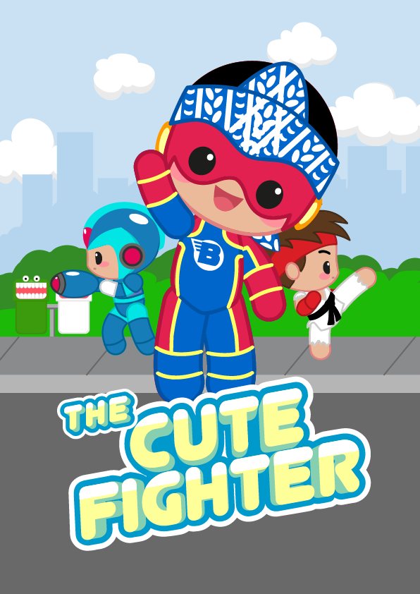 The Cute Fighter