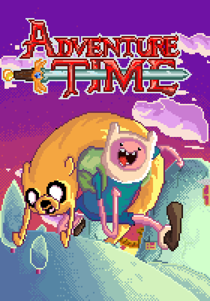 Time for Adventure