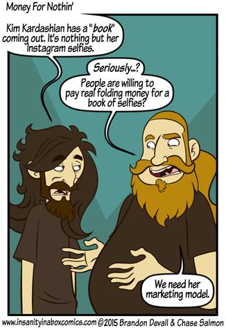 Money For Nothin'
