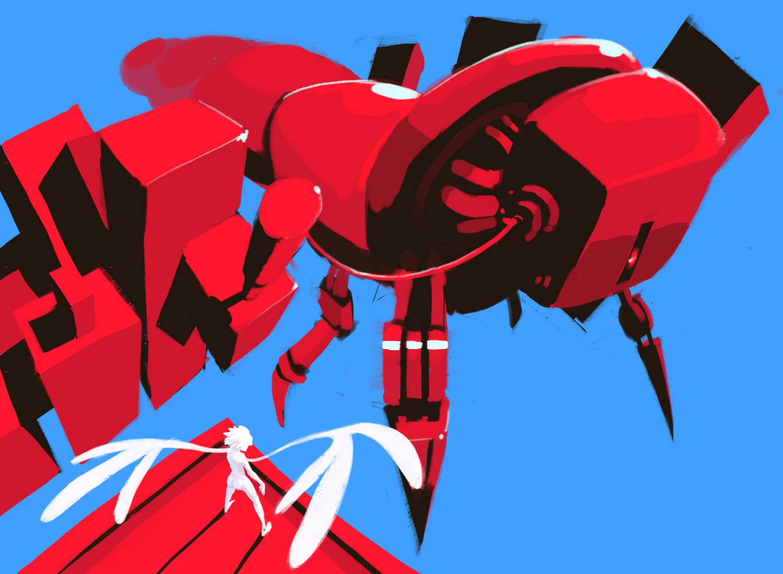 Red Robo