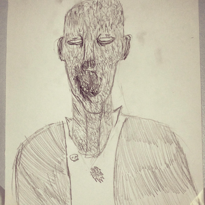 My zombie #1