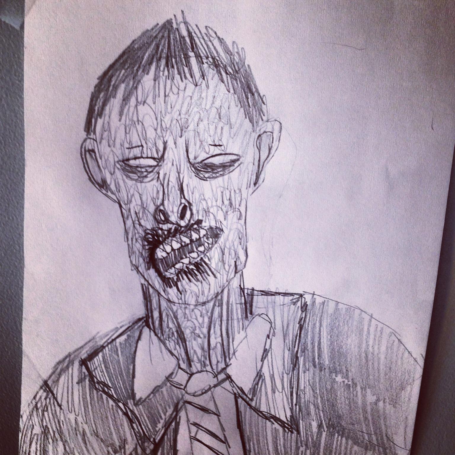 My zombie #2