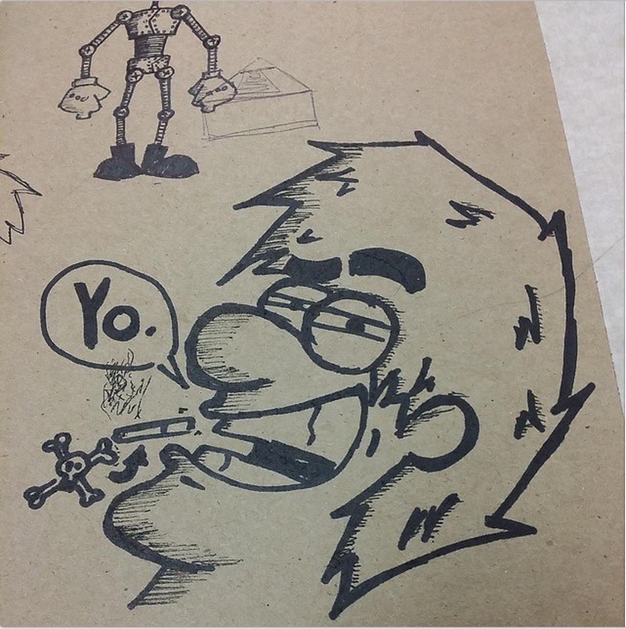 Cartoon Doodle