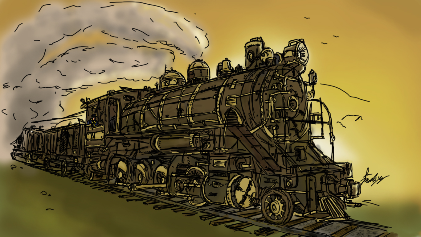 Steam Locimotive