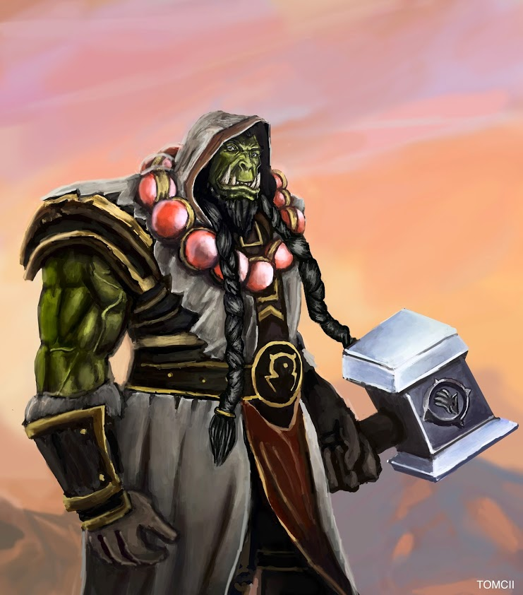 Thrall - Warcraft