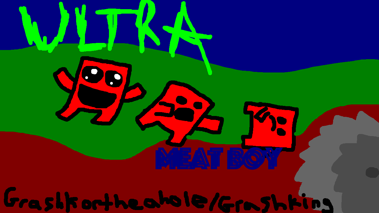 ULTRA MEAT BOY
