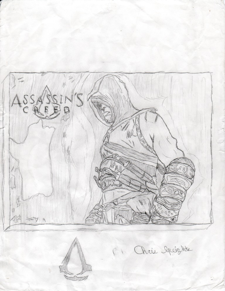 Assassin's Fanboy
