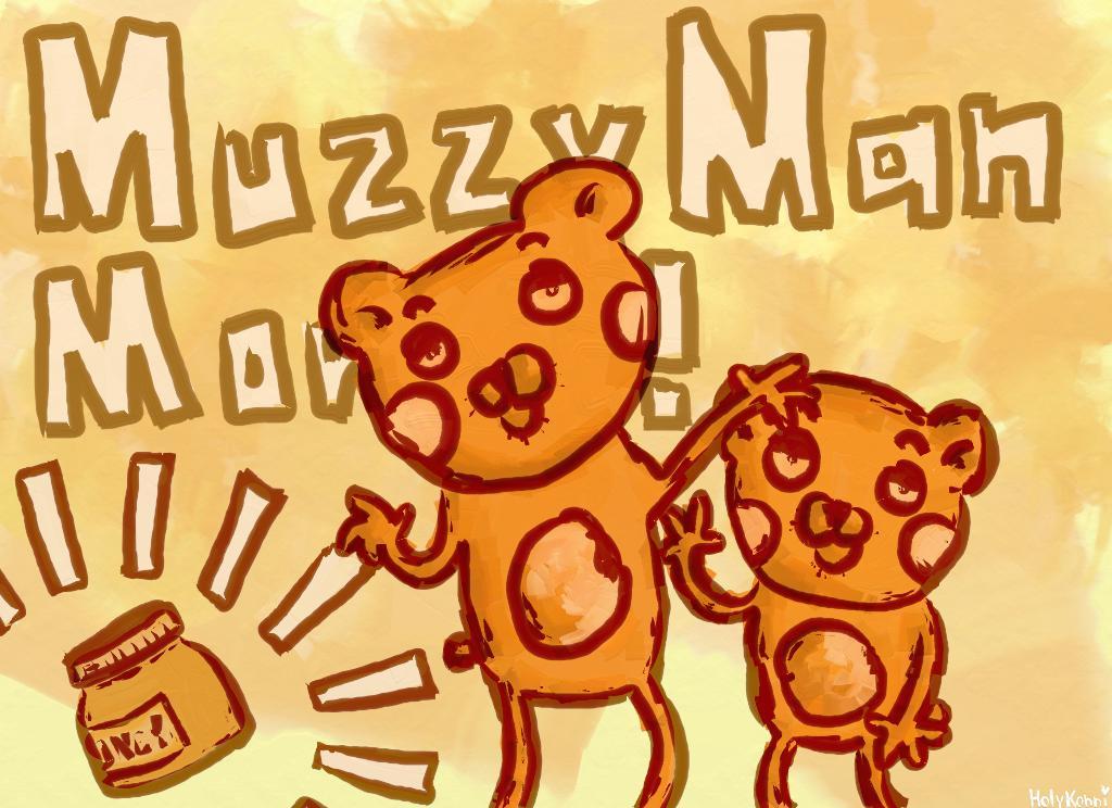 MuzzyMan + Morris