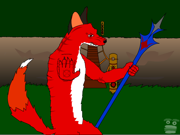 Chaos Fox