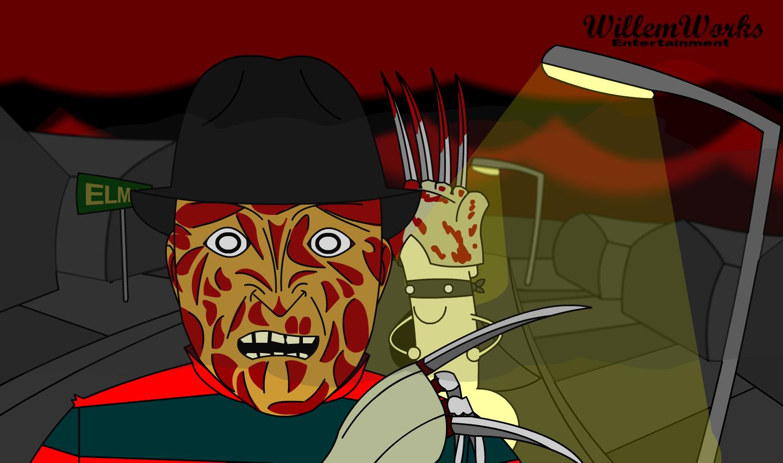 Freddy VS Weener of Justice