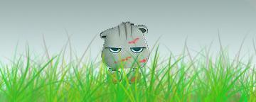 Killer in the grass
