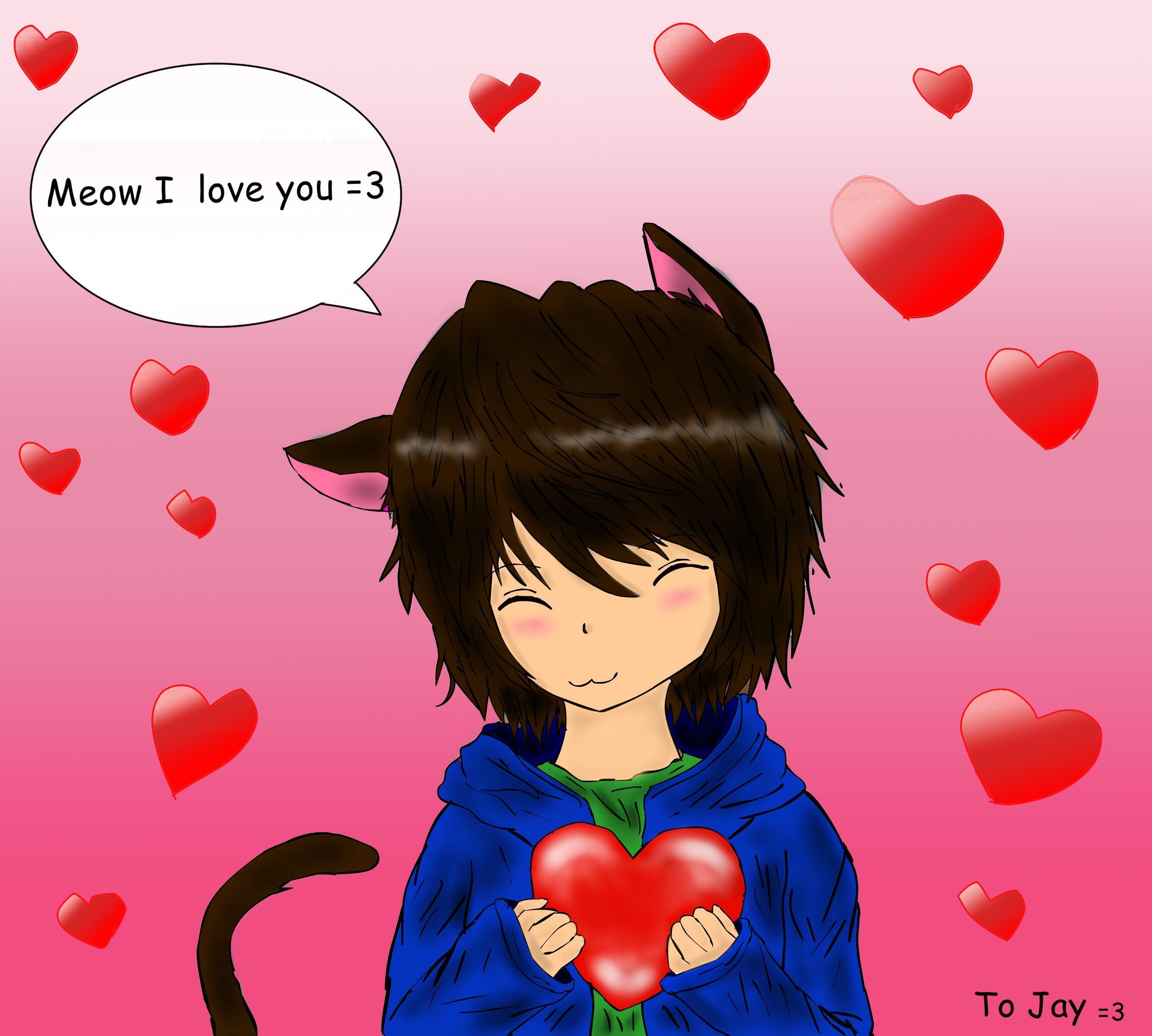 toKitty Jay =3 HAPPY CAT DAY