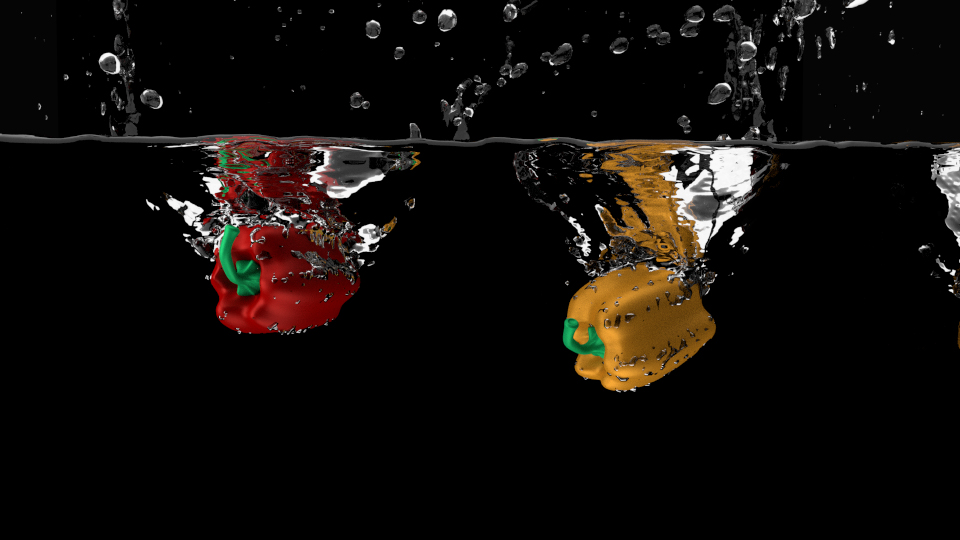 Peppers Splash