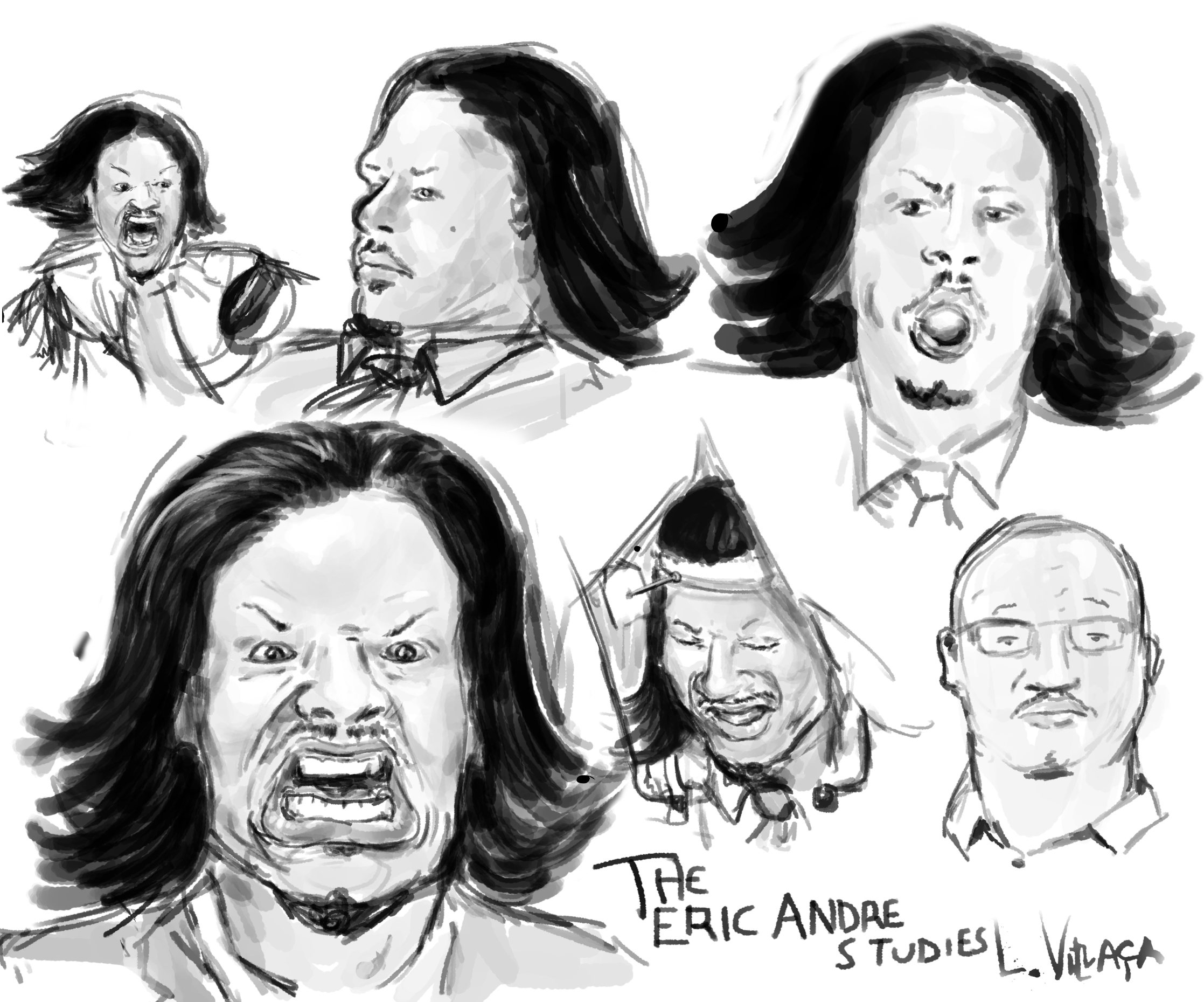 The Eric Andre Studies