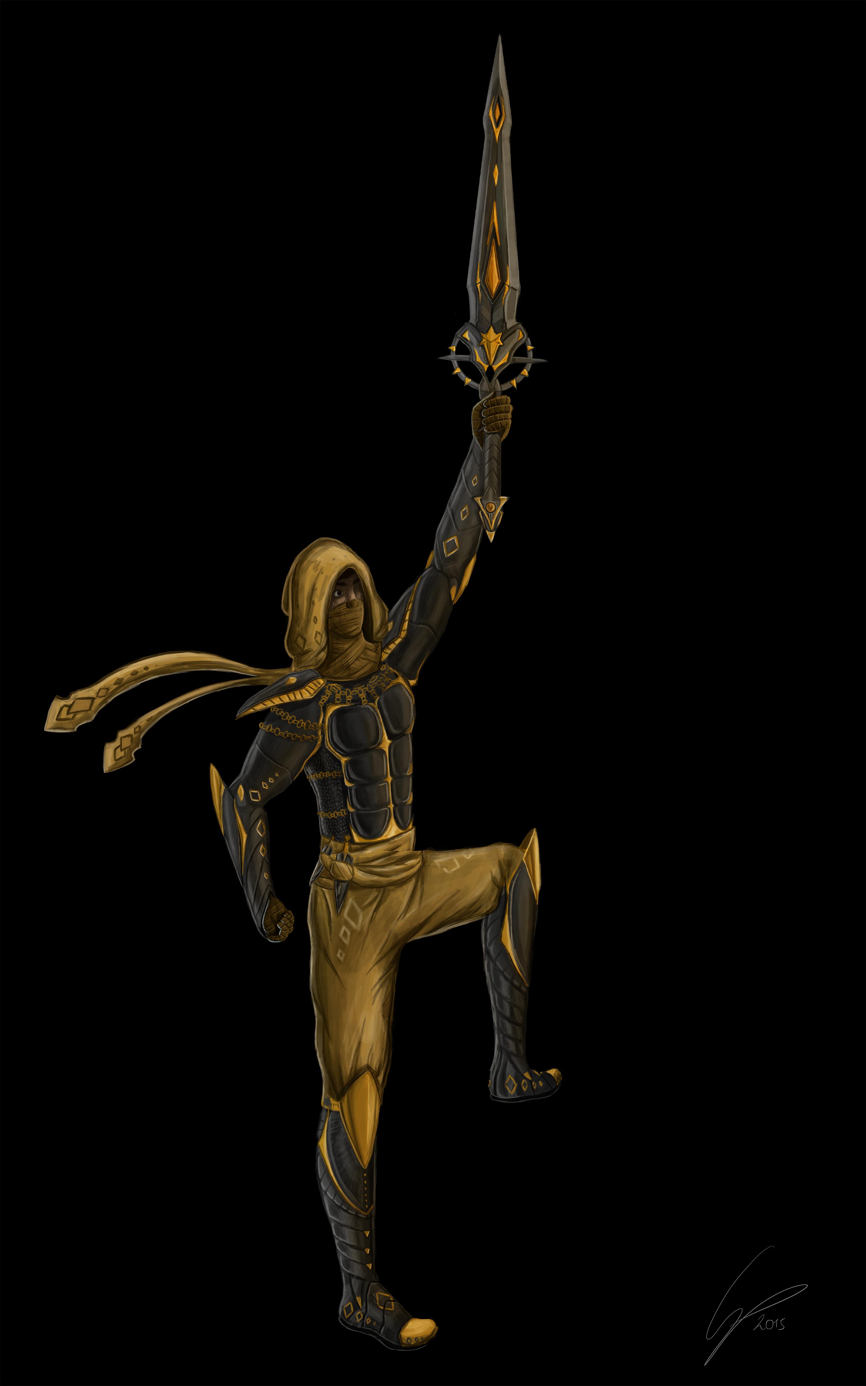 Assassin-Knight