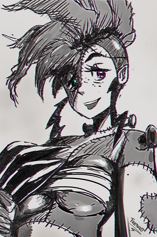 Eloise sketch