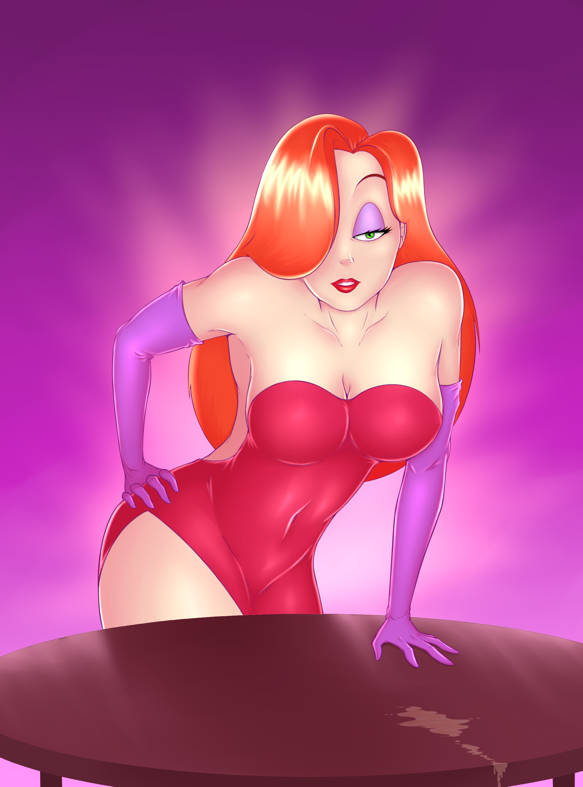 Jessica Rabbit's Package