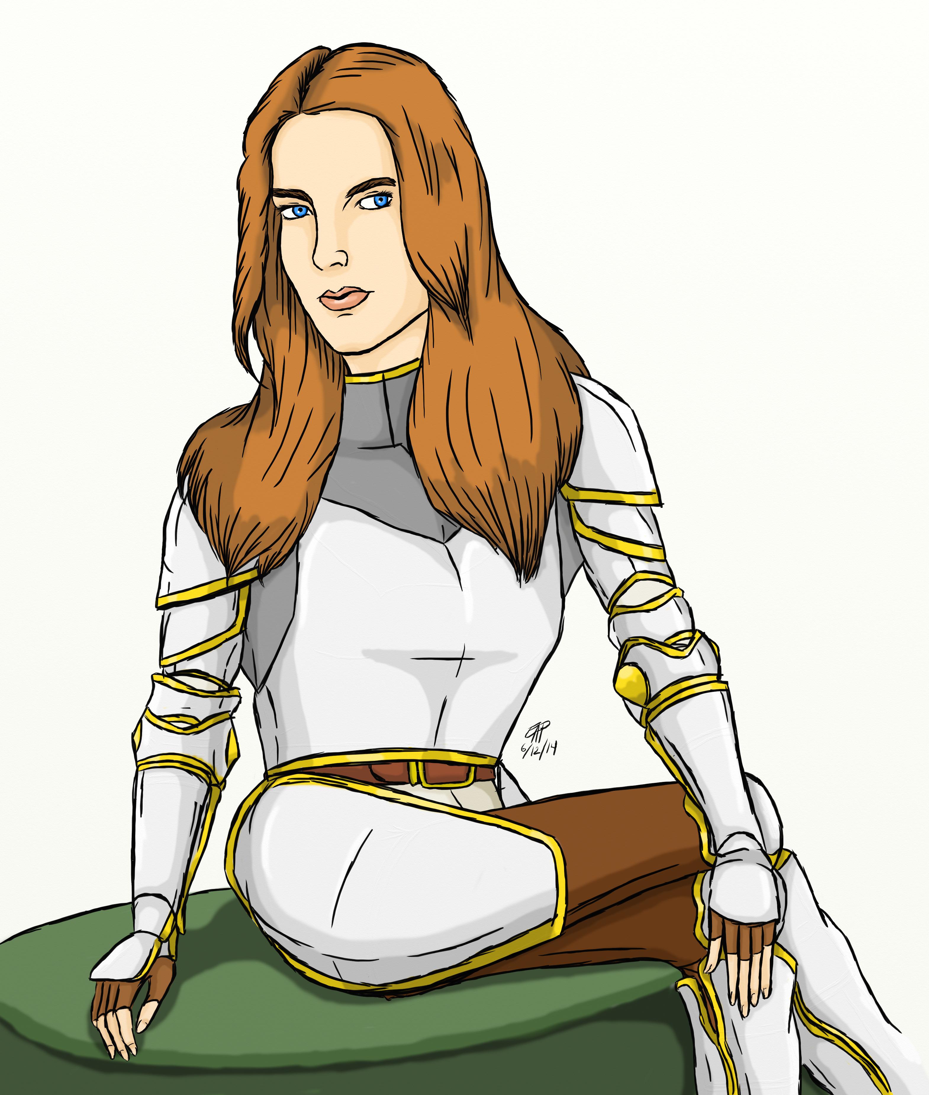 Lady Ivory
