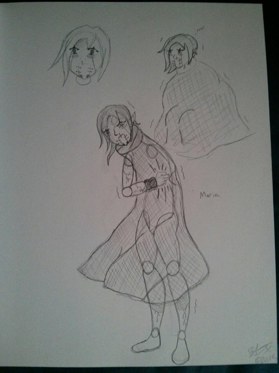 MoS: Maria Concept #3