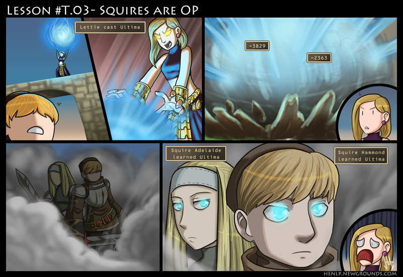 Final Fantasy Lesson #T.03