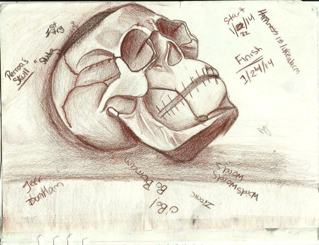 Perron's Skull