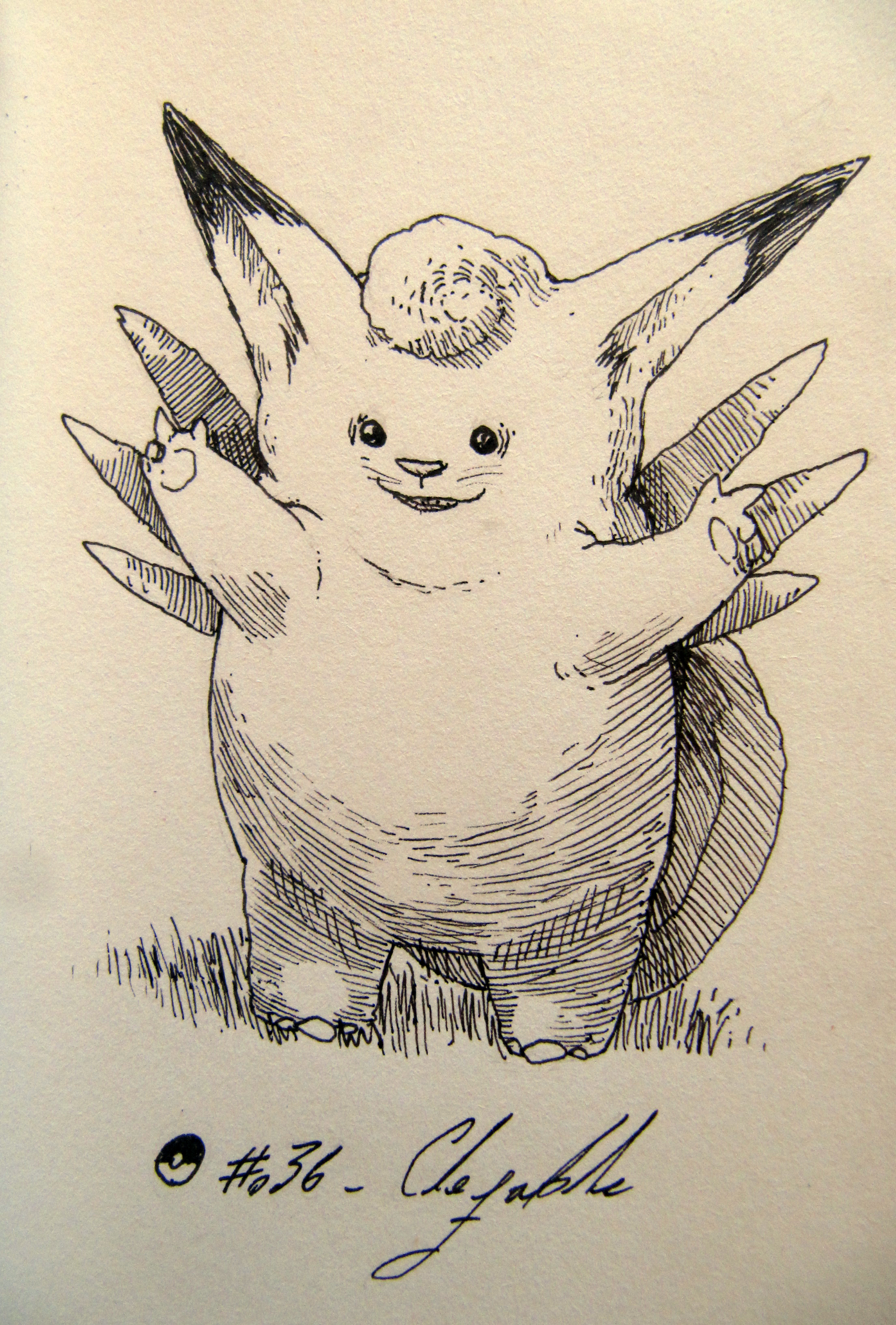 #036_Clefable