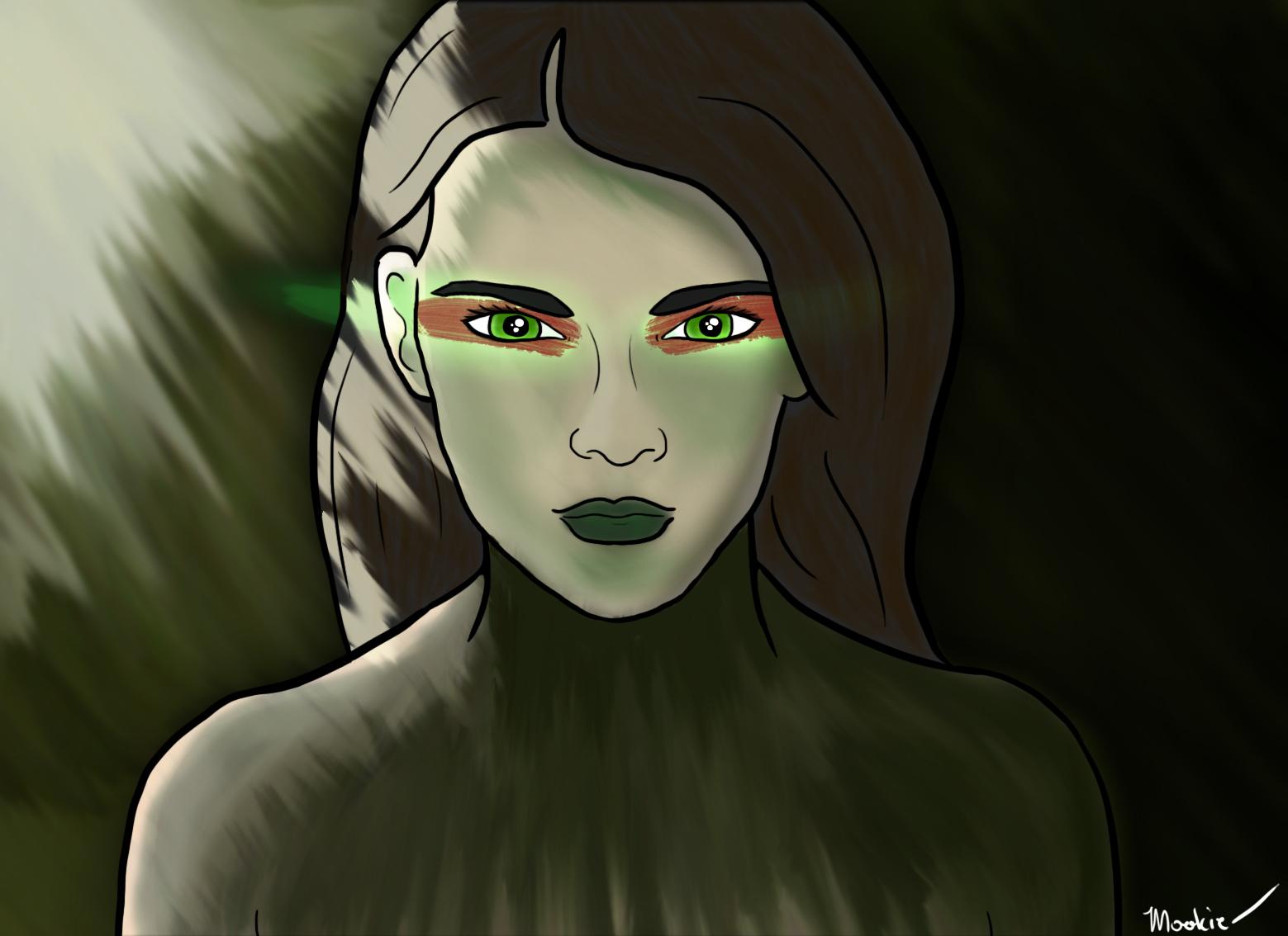 Character Concept - Navi Lou