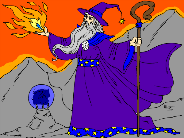 Look At My Wizardry!