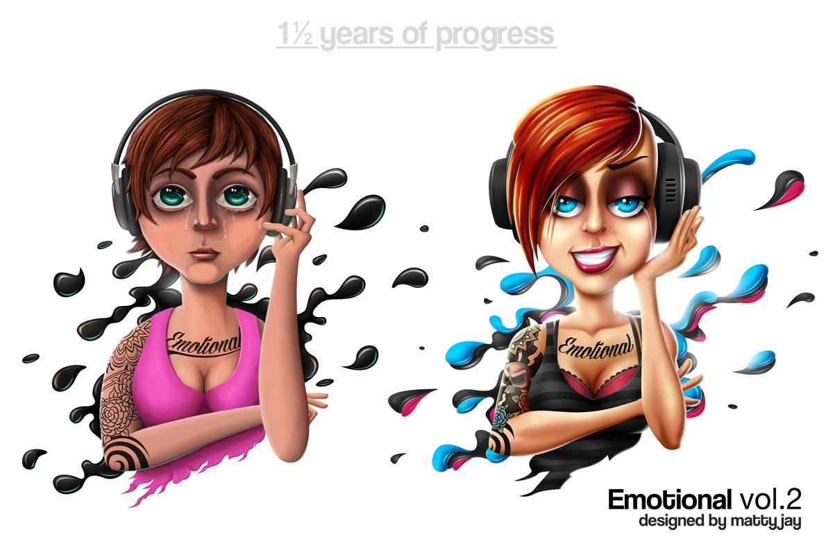 1½ Years of improvement