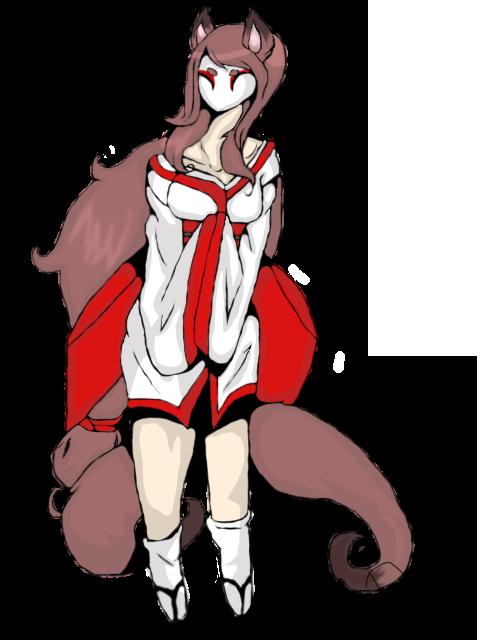 Kitsune - Fox Spell