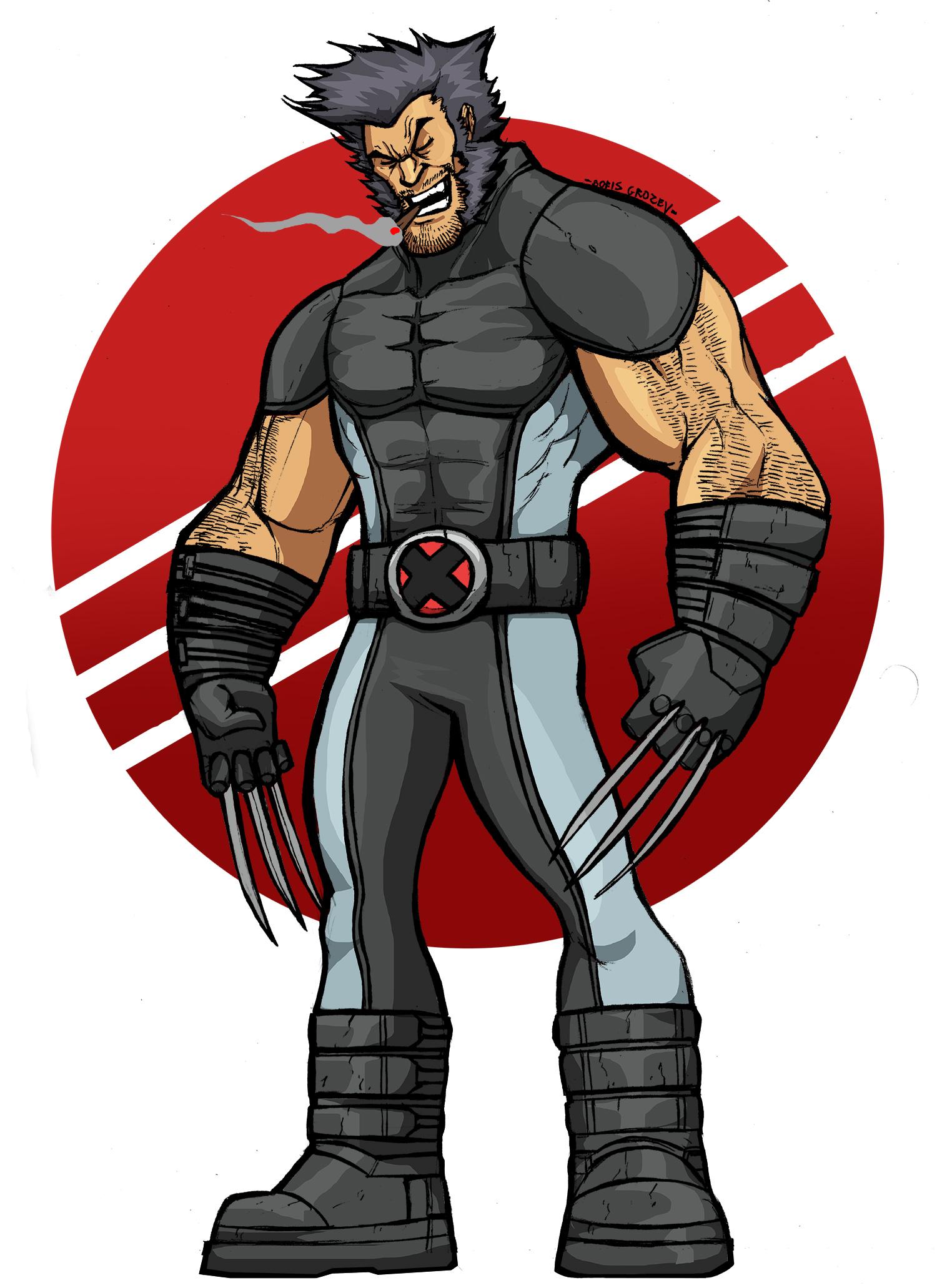 X-FORCE LOGAN