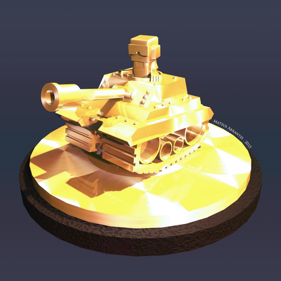 NG Golden Trophy
