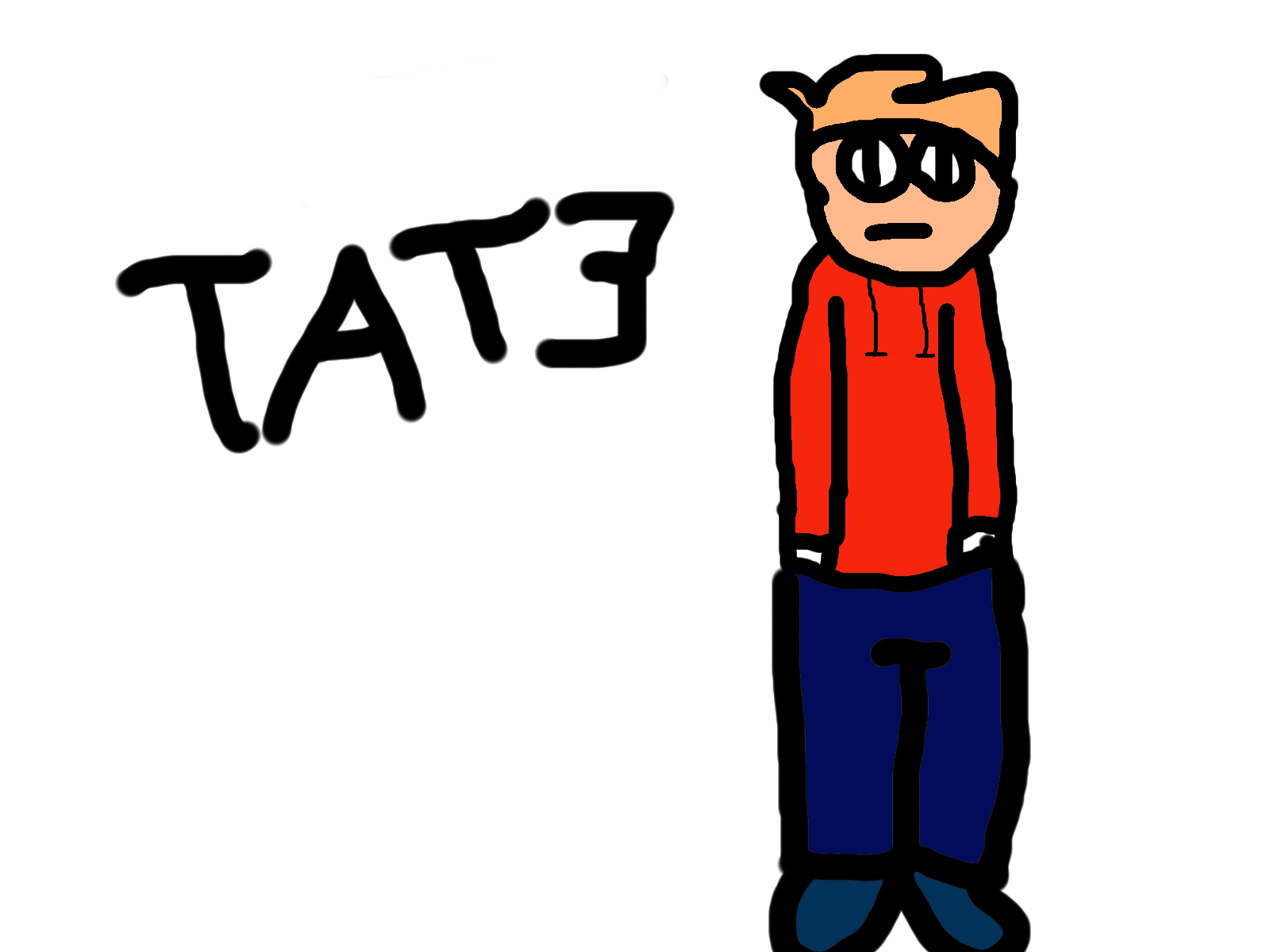 Tate From Towns Ground!