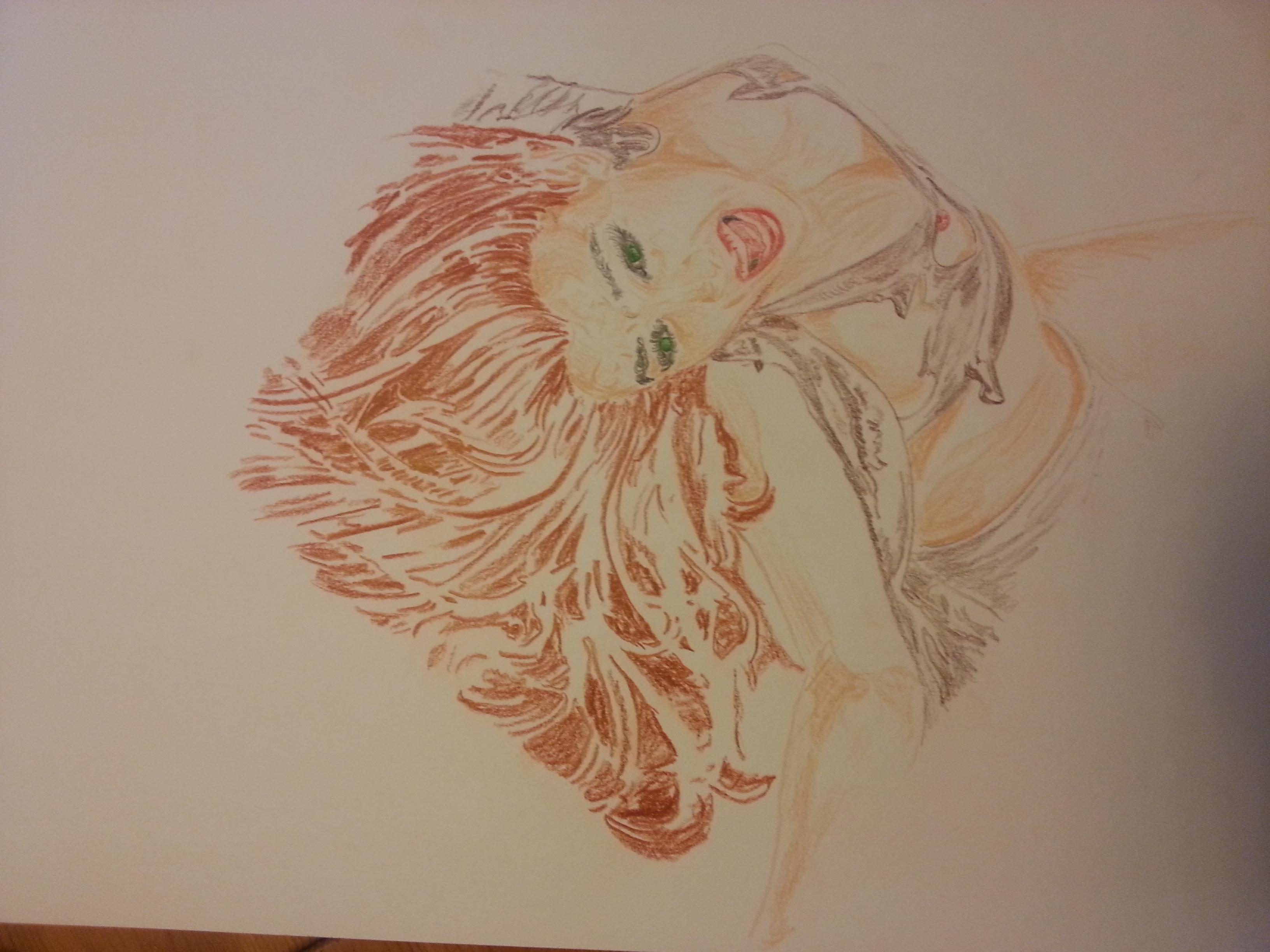 Last drawing...