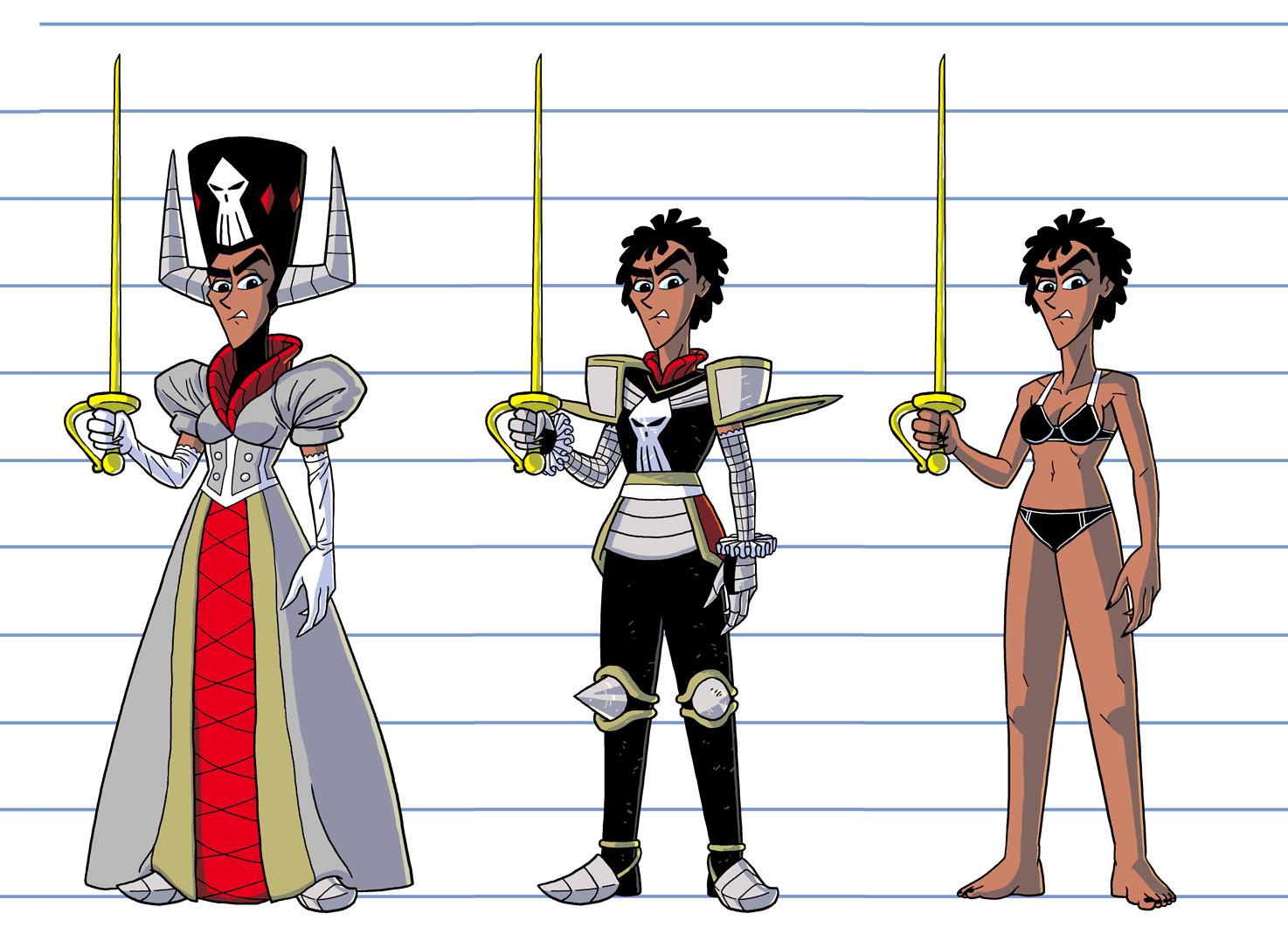 Eren Outfits