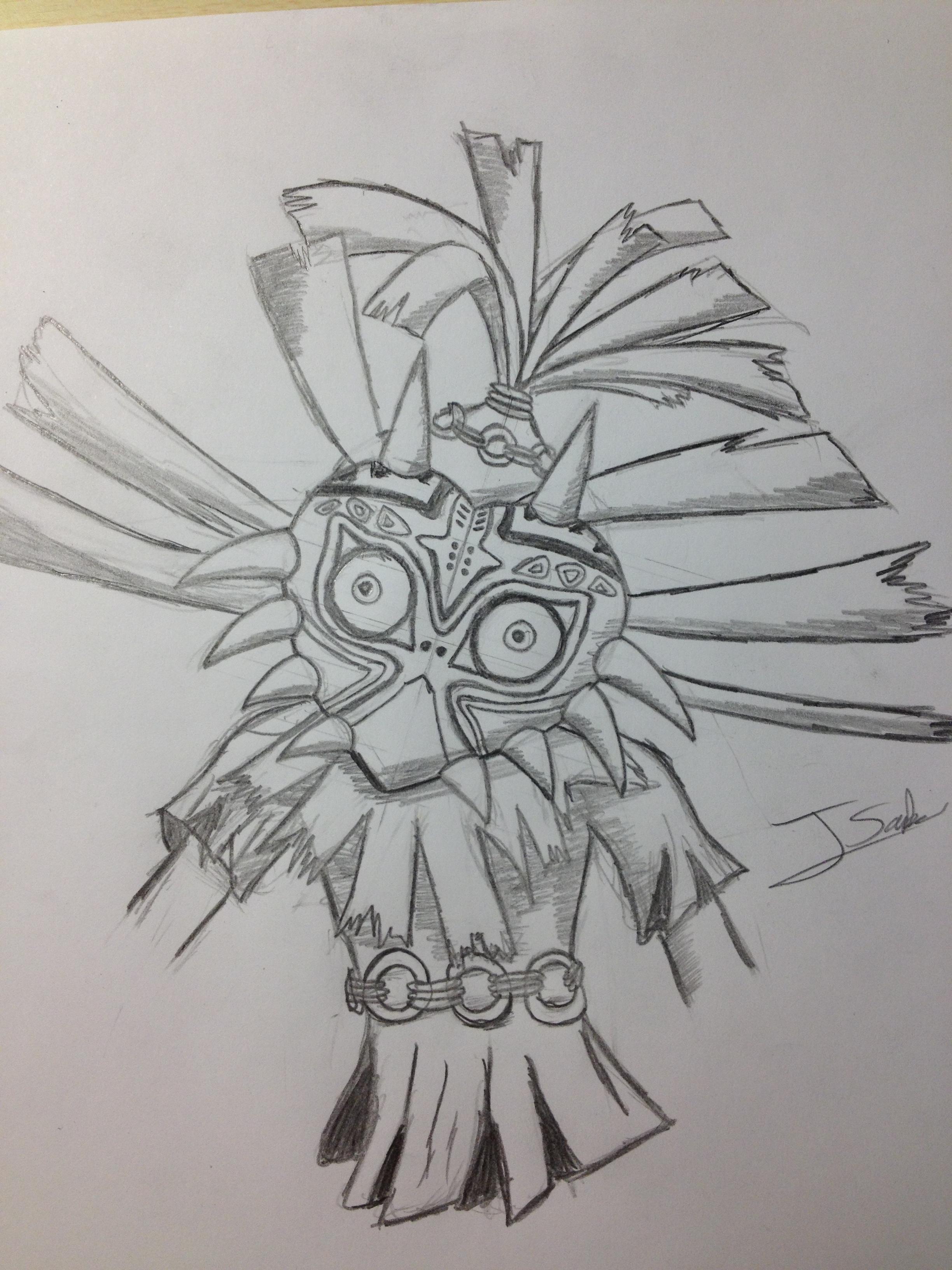 Skull Kid Majora's Mask