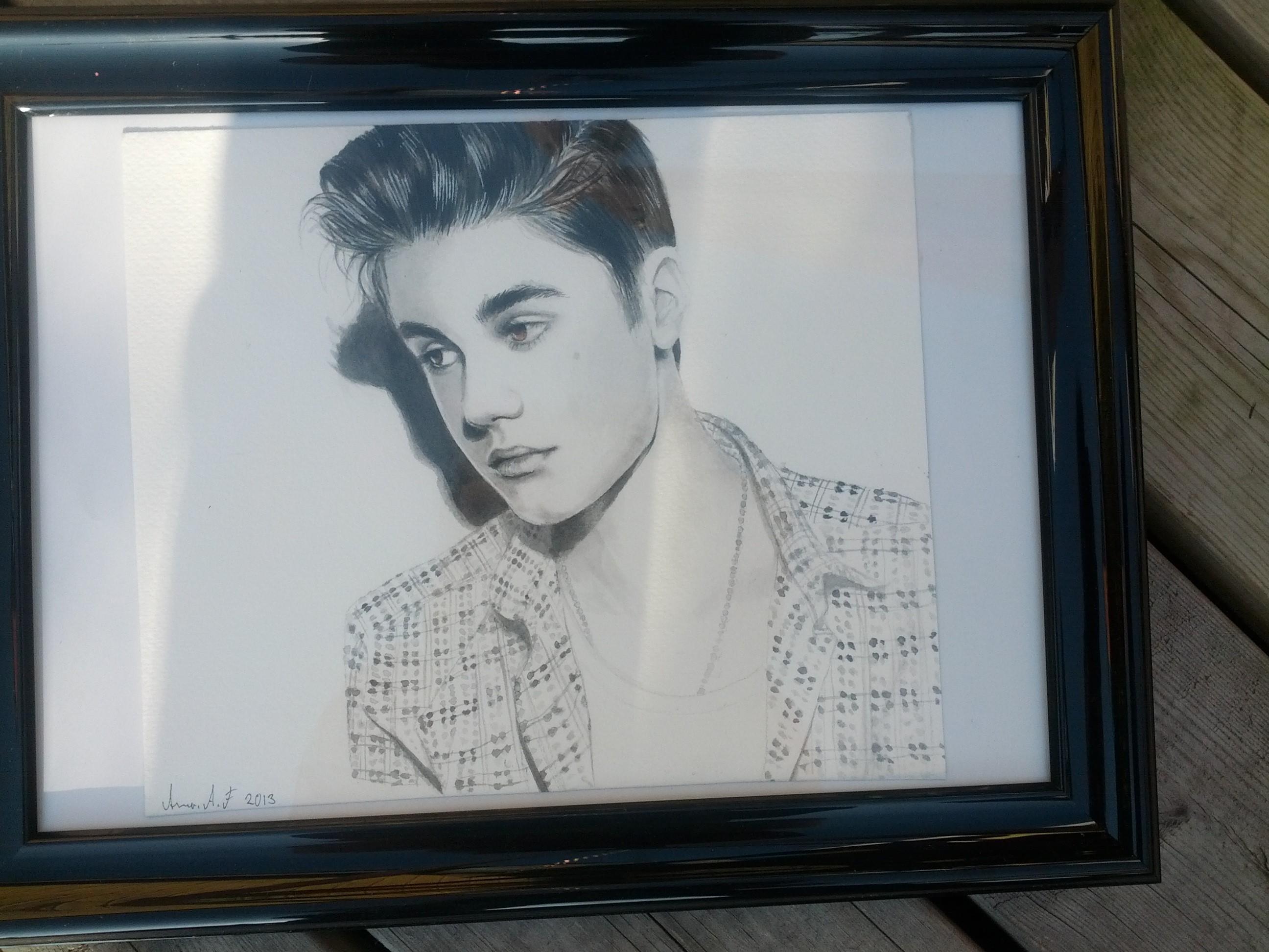 Justin, again