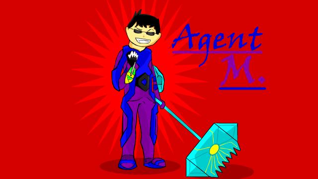 Platforming Chaos - Agent M.