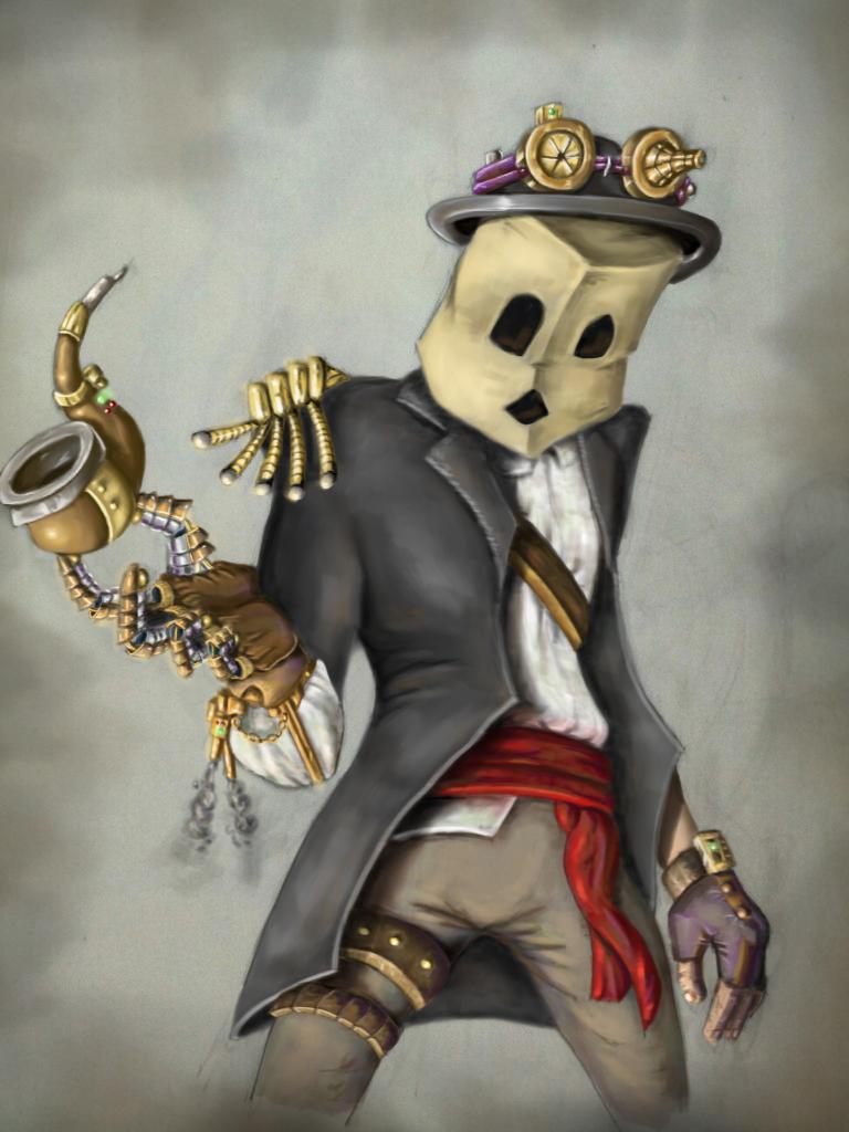 steamy admiral