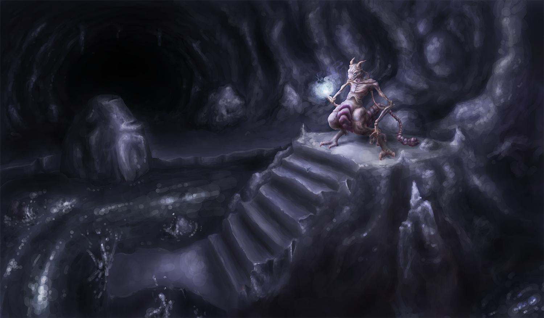 Cerulean Cave - Poke Redesign