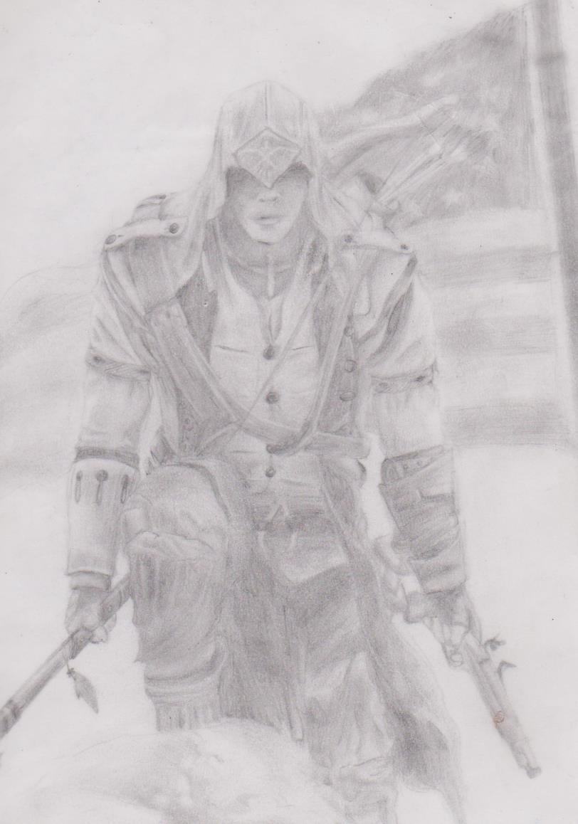 Assassin Connor