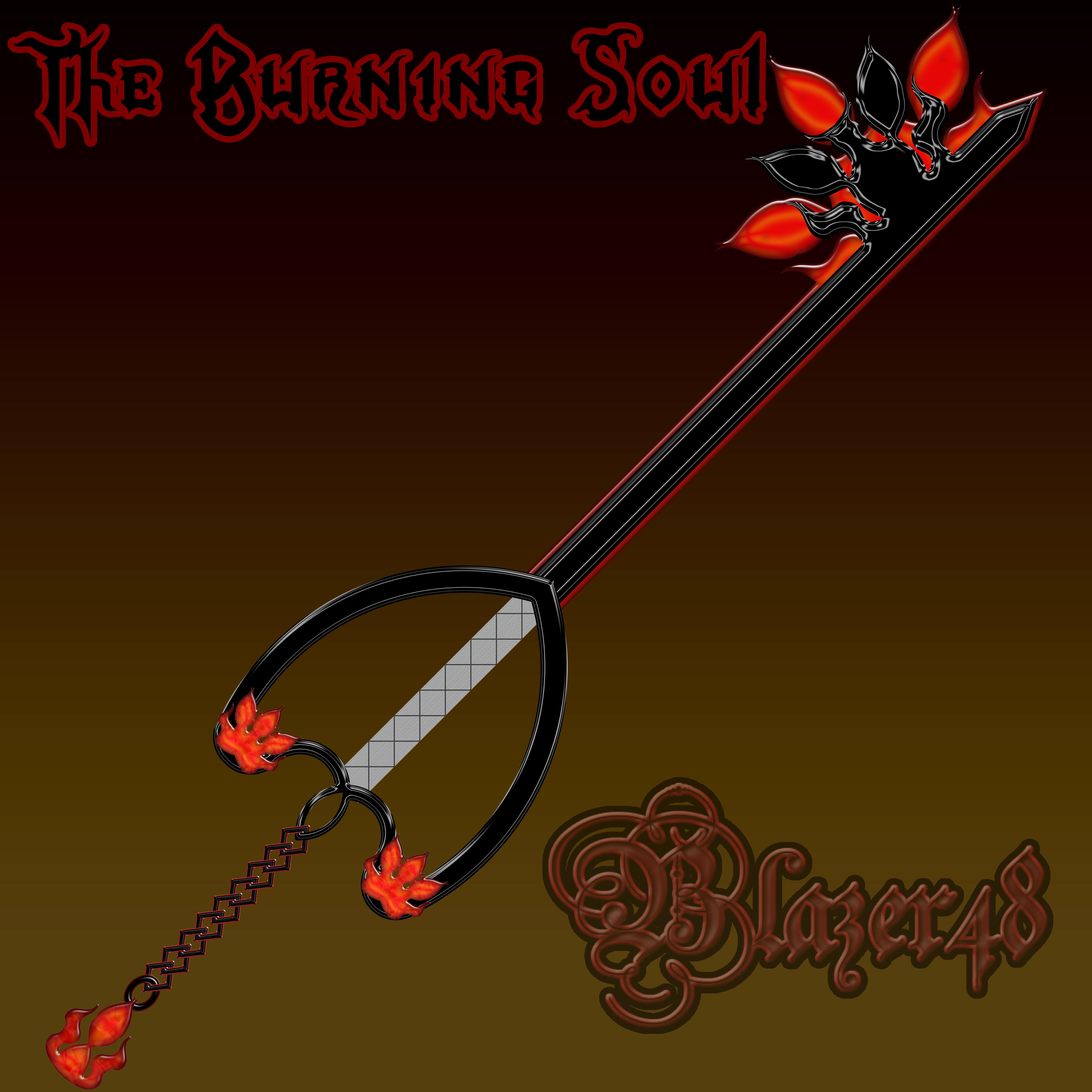 Keyblade: The Burning Soul