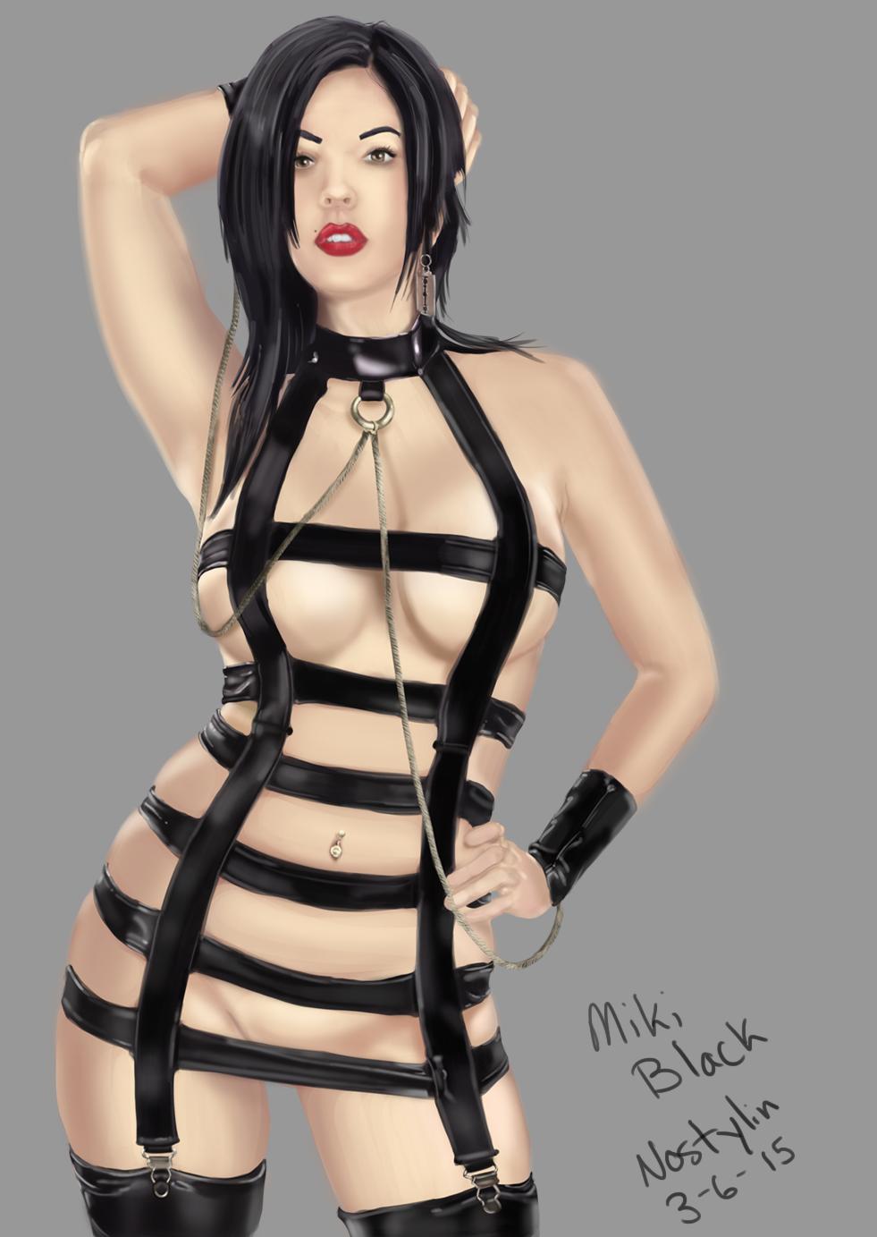 Miki Black